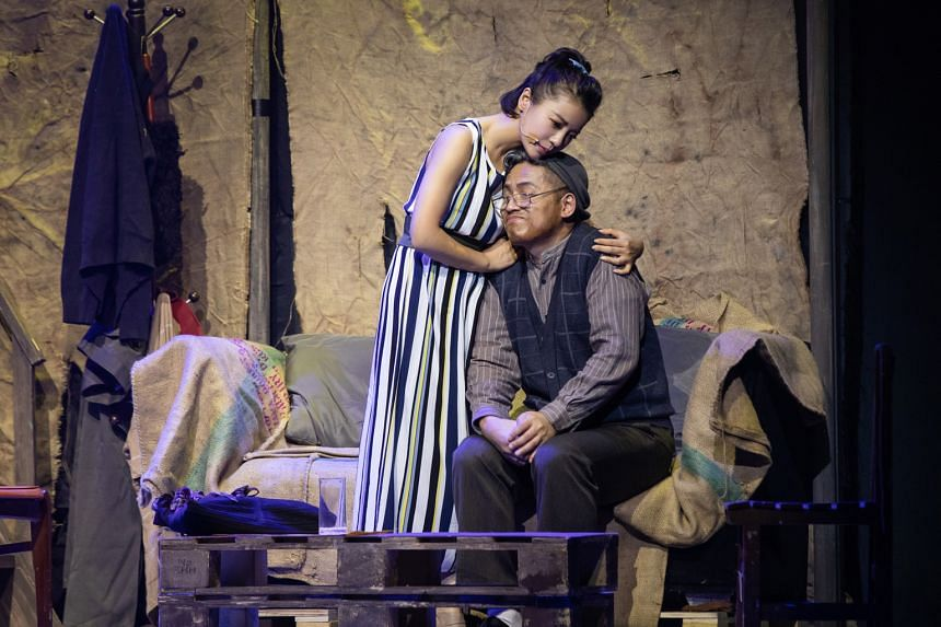 Della Ding Dang will be joined by Taiwanese musical actor Berson Wang in the upcoming musical.