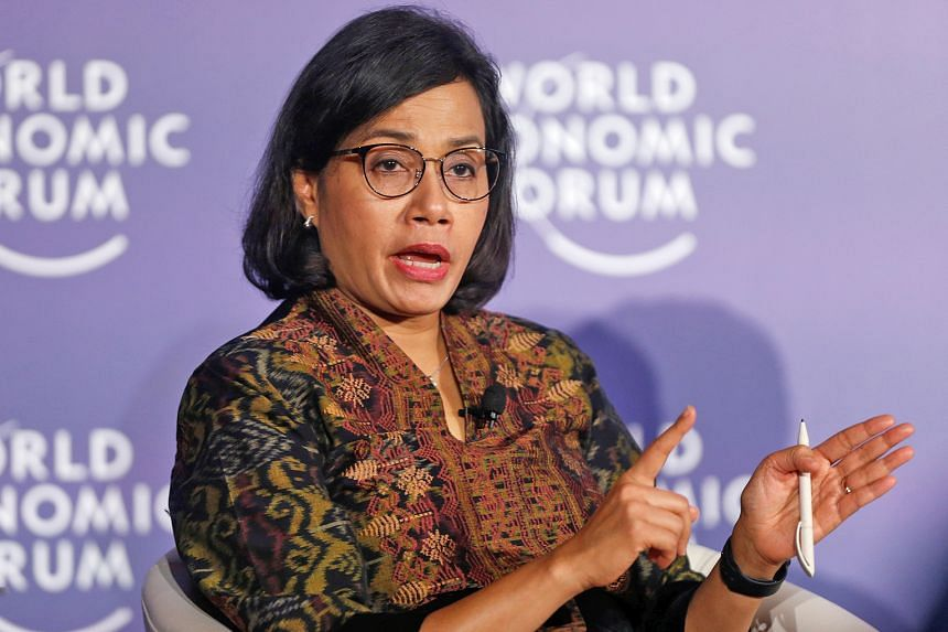 Dr Sri Mulyani Indrawati had also served as finance minister in former president Susilo Bambang Yudhoyono's Cabinet, and is widely credited for stabilising state finances.