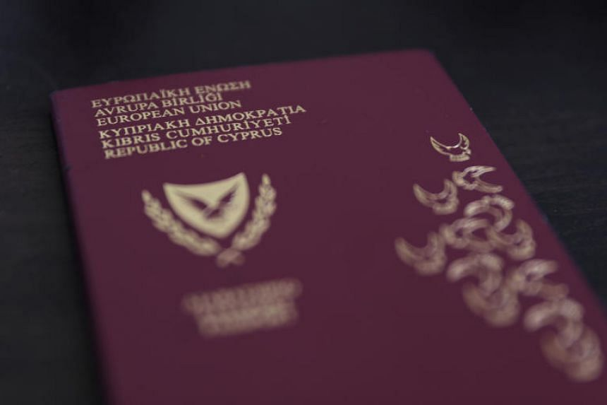 Through an investment scheme, Cyprus passports are granted in exchange for an investment of EUR2.5 million (S$3.8 million).