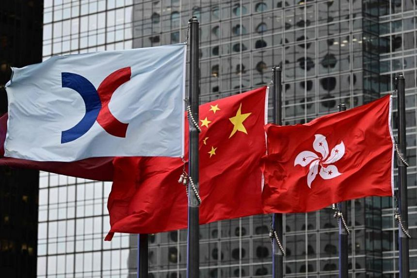 The Hang Seng Index has fallen 12 per cent from its April high amid concern about the US-China trade war and months of protests in Hong Kong.