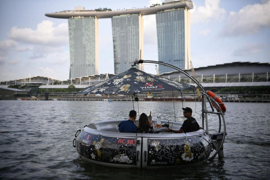 The New Idea scheme is administered by the Pro-Enterprise Panel, a private-public platform under the Ministry of Trade and Industry. It previously stepped in to help the Floating Donut Company,  which lets customers dine on a boat at Marina Bay.