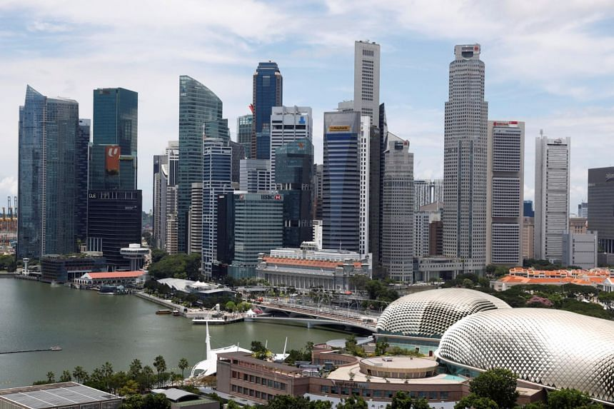 "Singapore came out tops in one of the study's six subindexes called ""enterprise"" and ranked eighth in the ""digital"" category."