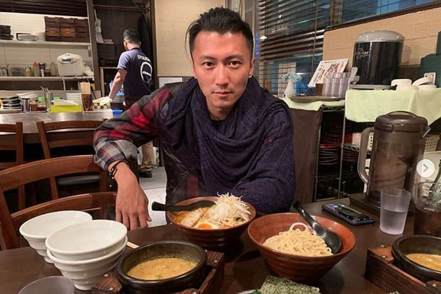 Hong Kong actor-singer Nicholas Tse says in a statement he has a good relationship with his children.