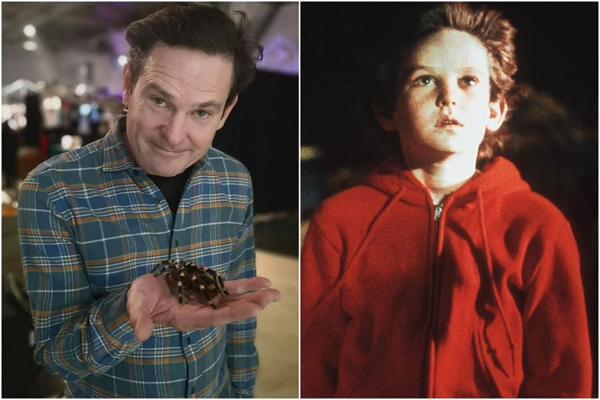 Actor Henry Thomas played Elliott in the science-fiction film directed by Steven Spielberg.