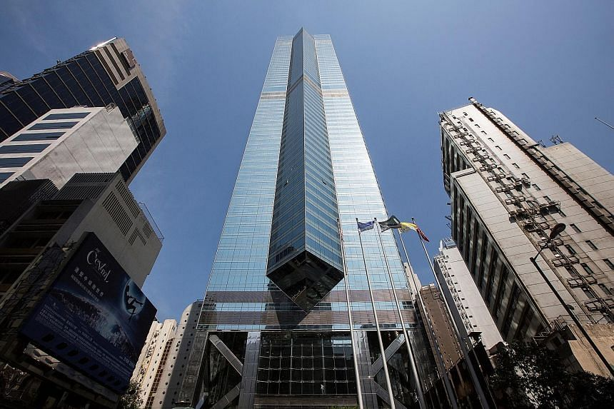 The Centre office building in Hong Kong's Central district, which is the priciest office tower in the world, is now also the building with the most expensive parking space in the city. The parking spot was sold for a jaw-dropping HK7.6 million this w