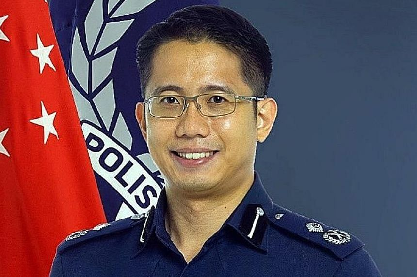 Assistant Commissioner Chong Zunjie will become cluster director of the Pofma Office on Nov 1. Assistant Commissioner Cheong Chee Ming will take over from AC Chong as Tanglin Police Division commander on the same day.