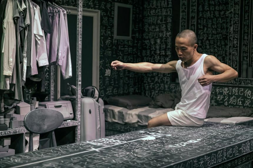 A Fiend's Diary is inspired by Oliver Chong's annus horribilus last year when his father died and he gave up his full-time position with The Finger Players.