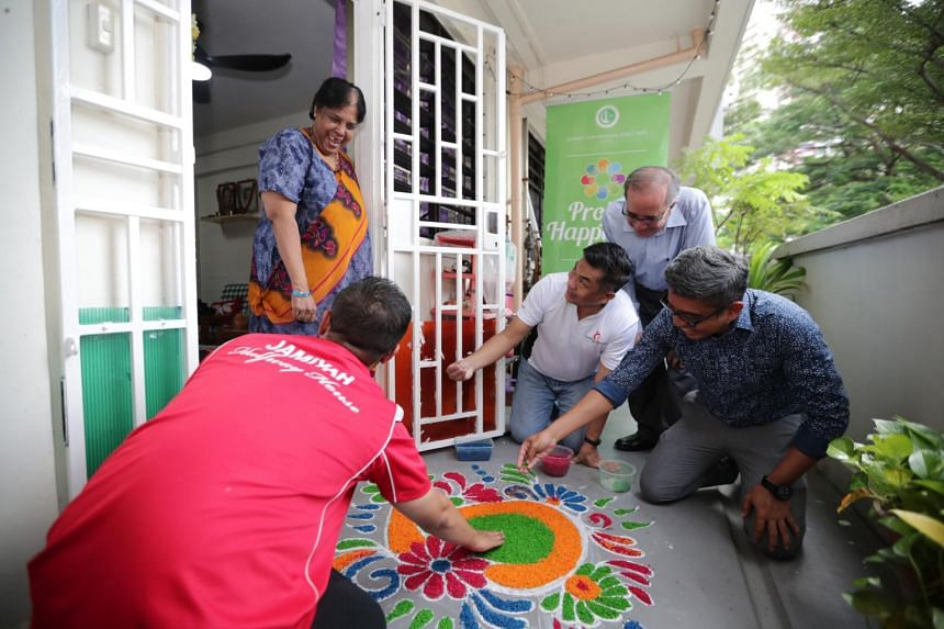 The Jamiyah Halfway House (Darul Islah), which helps recovering drug offenders rehabilitate and reintegrate back to society, is run by Muslim voluntary welfare organisation Jamiyah Singapore.