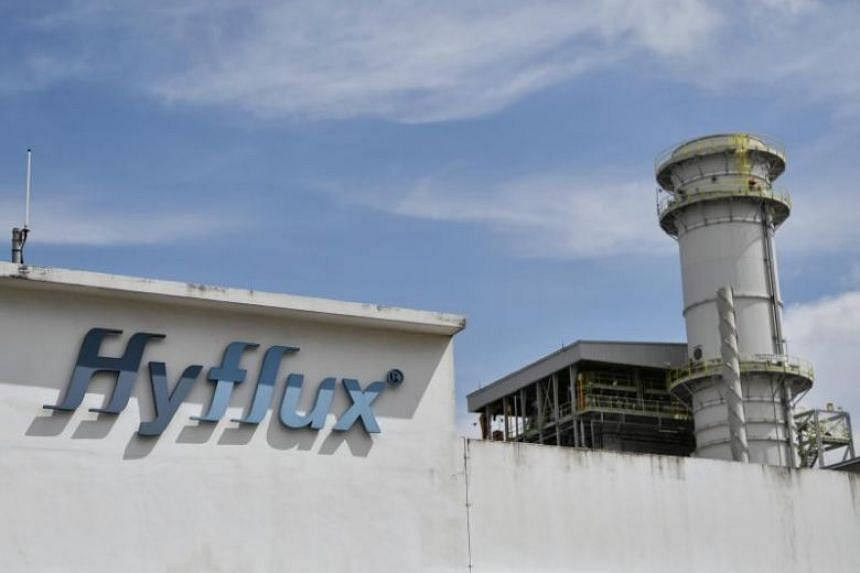 Utico also announced that it had agreed in principle with Hyflux to cap all advisers' fees at $40 million.