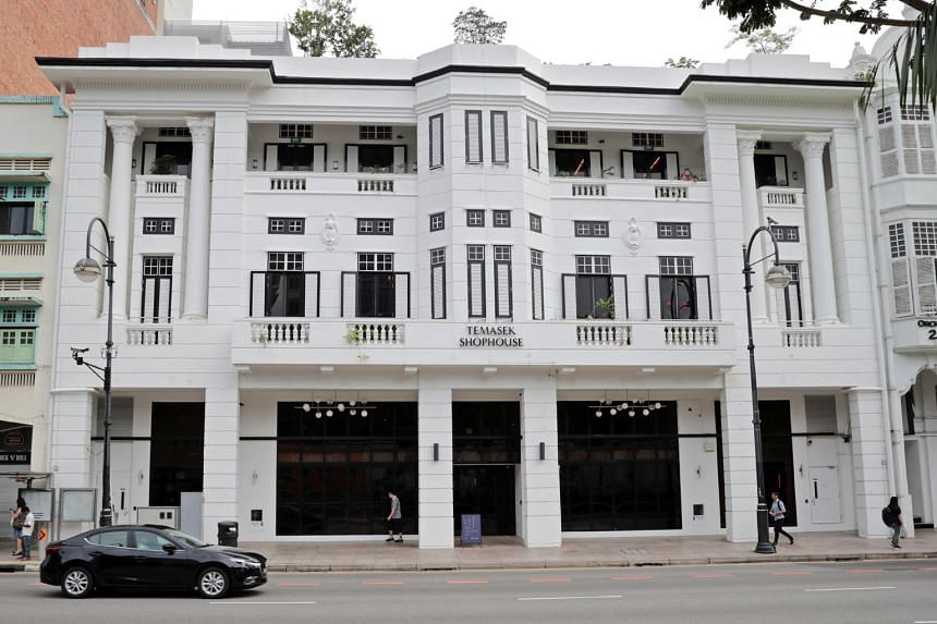 Designed by architecture firm Surbana Jurong, Temasek Shophouse won the Award for Restoration for its work turning the heritage building that was unoccupied for nine years into a modern social enterprise hub.
