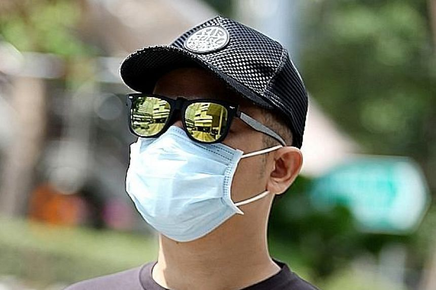 Ed Chen Junyuan (above) and his friend were the first to be charged with unlawfully flying a drone.