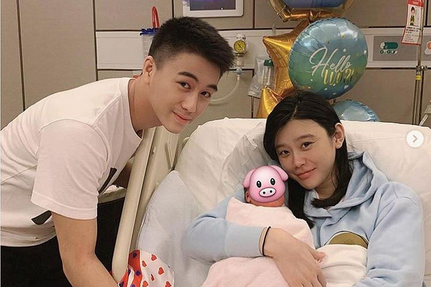 BABY NAMED RONALDO: Mr Mario Ho, a football fan, has named his son, with Chinese supermodel Ming Xi, Ronaldo. There are Instagram photos of Mr Ho attending Euro 2016. That tournament was won by the Portugal team, captained by Cristiano Ronaldo. Mr Ho