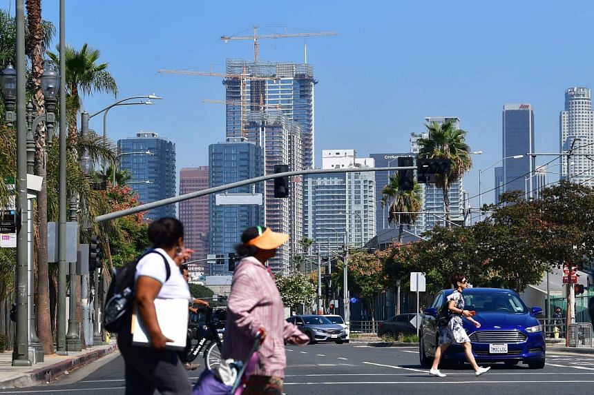 Pedestrian and cyclist fatalities in the United States continue to rise, with deaths of those on foot climbing 3.4 per cent to 6,283 last year.