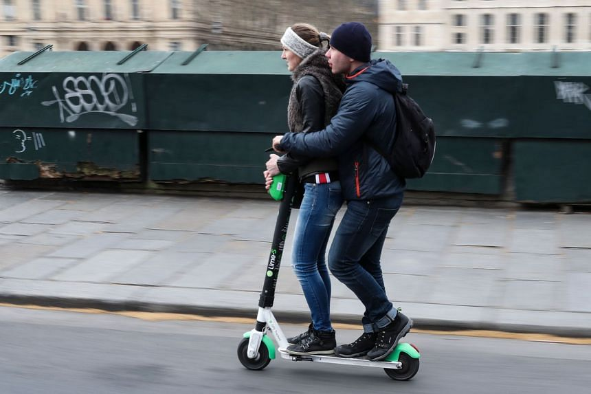 Electric scooters have become an increasingly common sight on French streets recently, even though there was no law regulating their use.