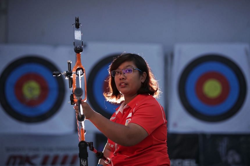 Para archer Nur Syahidah Alim's next major assignment is the Asean Para Games in the Philippines from Jan 18-25, 2020.