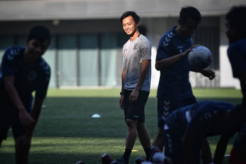 Gavin Lee's wariness could stem from how his side should have put Geylang to the sword and the semi-final tie to bed, as the Eagles were missing key players.