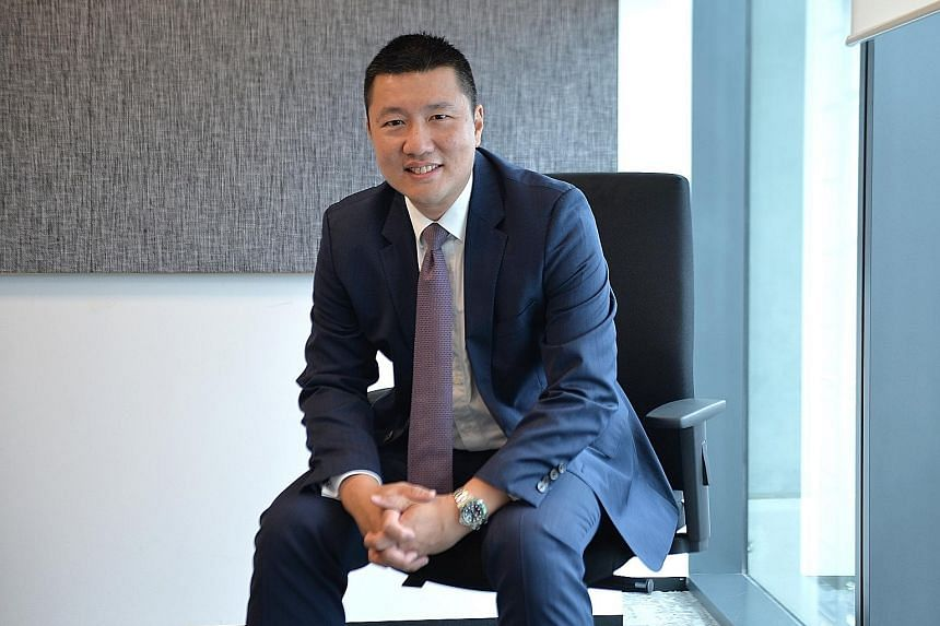 ESR-Reit chief executive Adrian Chui's strategy for success includes tweaking the firm's portfolio to have a higher proportion of property in high-value sectors, and enhancing its existing assets.