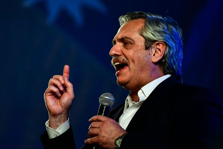 Alberto Fernandez was handed an outright win over incumbent Mauricio Macri by Argentine voters casting their ballots on Oct 27.