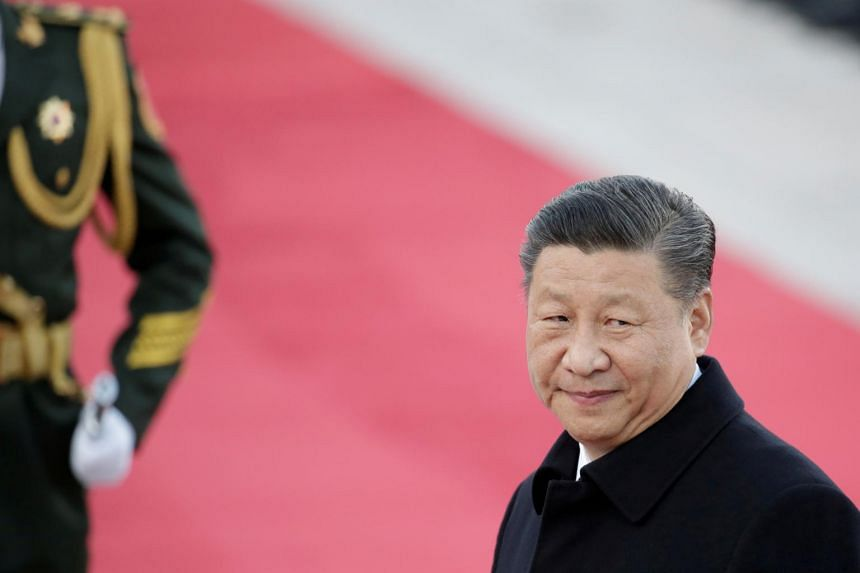 President Xi Jinping looks poised to pick up where he left off: solidifying control over the ruling party and the country of almost 1.4 billion people during the Communist Party's Central Committee meeting on Oct 28, 2019.