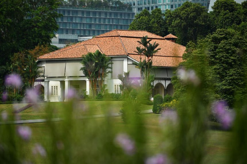 Sri Temasek. The 1869 building features a symmetrical layout that is typical of colonial design. Meanwhile, its roof evokes the look of traditional Malay houses. The building was constructed by colonial engineer John McNair, who also designed and bui