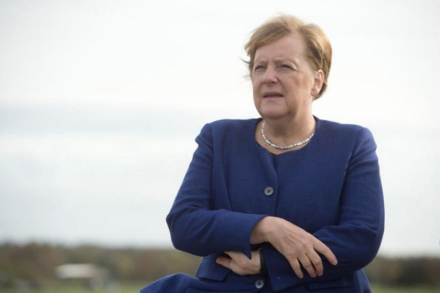German Chancellor Angela Merkel's Christian Democrats plummeted nearly 12 percentage points from 2014 to 21.8 per cent in an election for state assembly in the eastern state of Thuringia, according to preliminary results.
