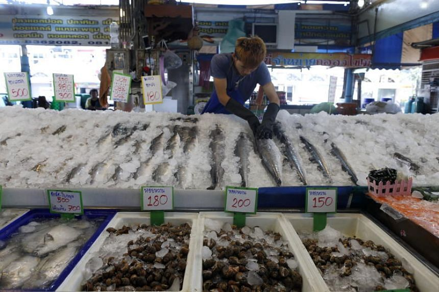 The suspension would affect 573 Thai product types exported to the US, such as seafood and agricultural produce.