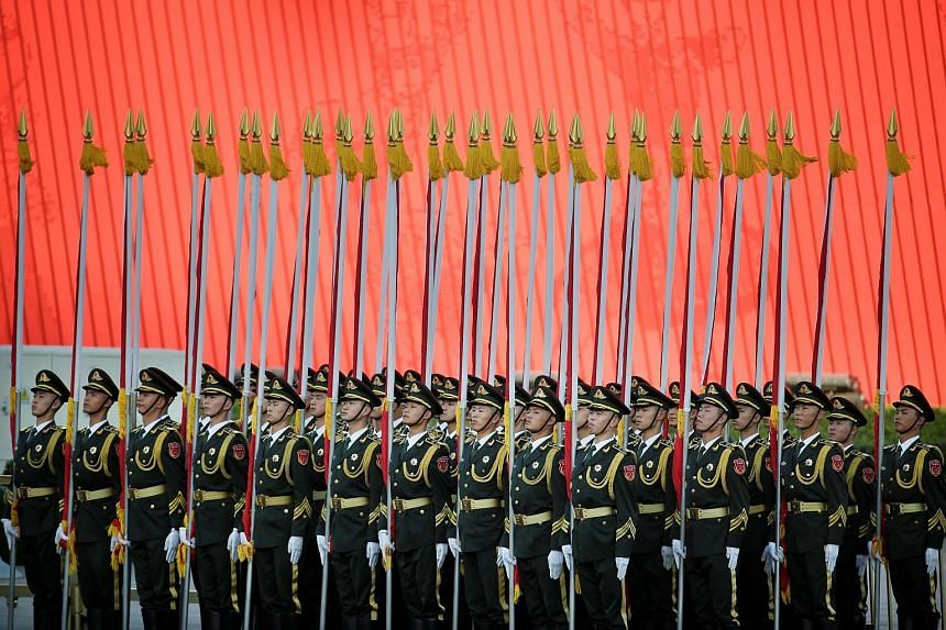 In between plenums, President Xi Jinping has held two high-profile meetings, a move that reflects his continued power and authority in China.