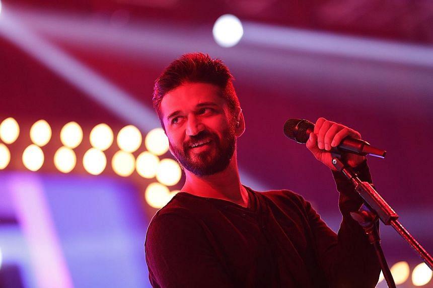 Amit Trivedi live in concert