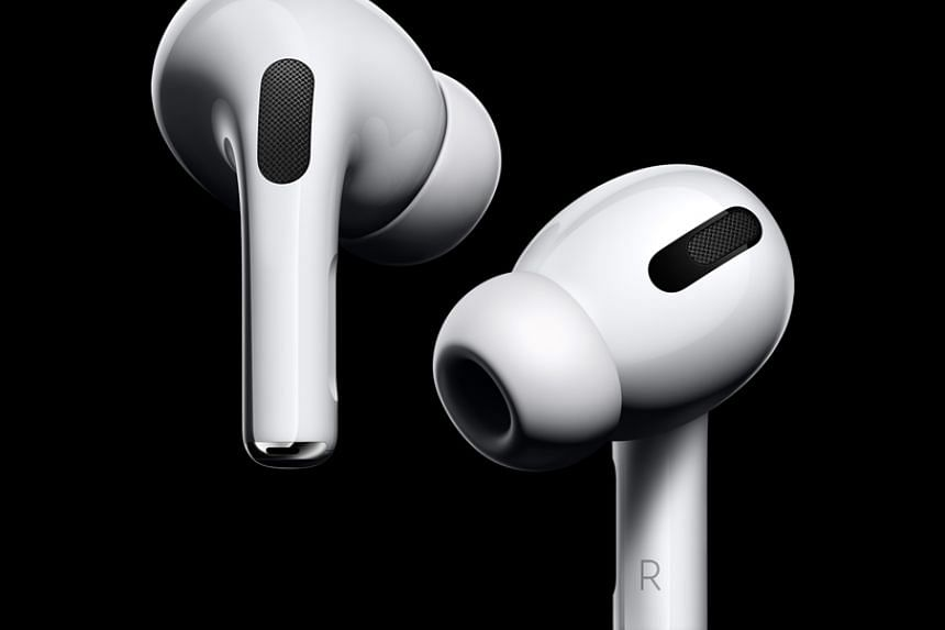 Apple said the new AirPods Pro will begin shipping on Oct 30, 2019.