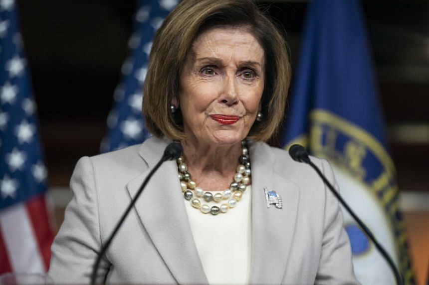 In a letter to Democratic lawmakers, House Speaker Nancy Pelosi explained the reasons behind House leadership's decision to hold a vote formalising impeachment procedures.