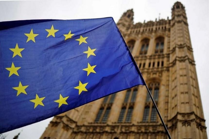 EU diplomats have said the third Brexit delay would come with earlier departure dates possible should Britain's Parliament ratify the separation deal.