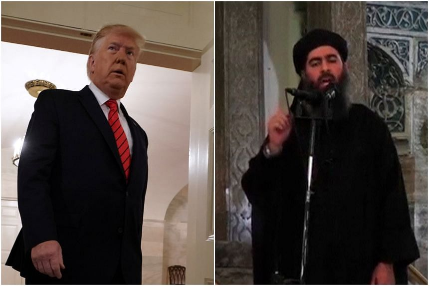 Though President Donald Trump is eager to claim credit for the Baghdadi mission, he refused to give Mr Barack Obama credit for taking out Osama bin Laden, the mastermind of the 9/11 attacks.