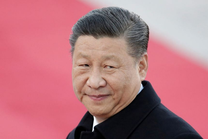 The guard of honour in the Great Hall of the People in Beijing. Communist Party leaders have repeatedly warned that, without communist rule, China would descend into chaos and fall prey to hostile Western powers. In September, President Xi Jinping sa