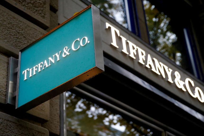 Tiffany & Co advised shareholders to take no action, saying its board is reviewing the offer.