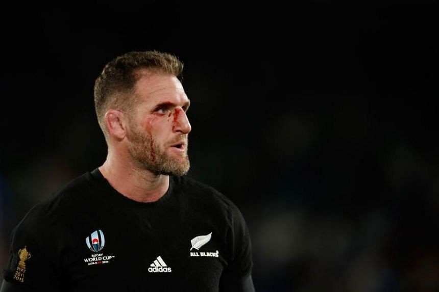 Captain Kieran Read will effectively finish his 127-test career with the All Blacks at Tokyo Stadium after deciding to join Japanese club Toyota at the conclusion of the World Cup.