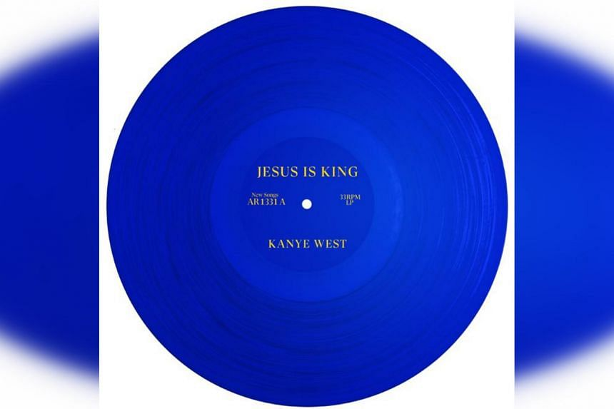 Jesus Is King feels like a reflection of Kanye West's current head space.