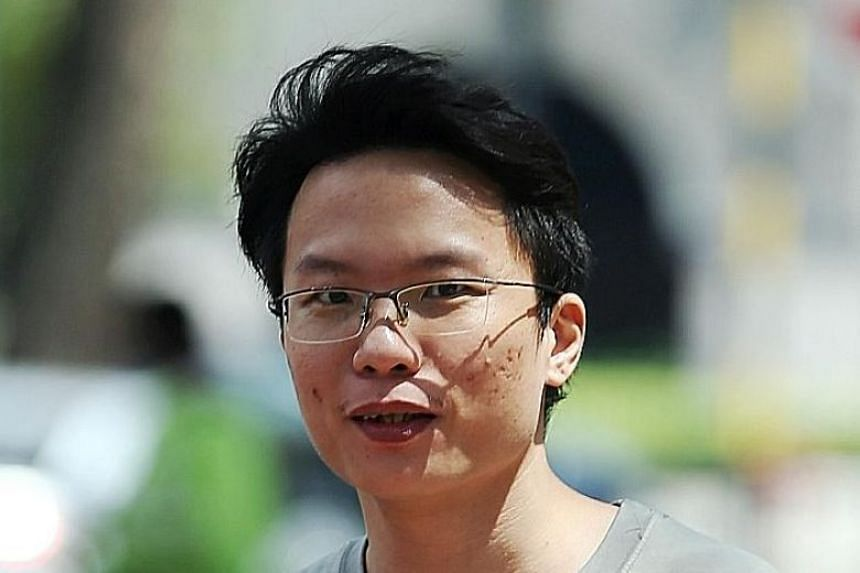 Liong Tianwei, 37, now faces a total of nine counts of transmitting pornographic materials by electronic means.