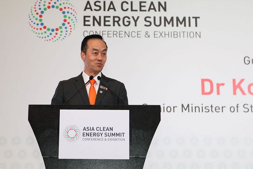 Senior Minister of State for Trade and Industry Koh Poh Koon announced that the recycling facility, named TES B, will be set up by global e-waste recycler TES in Singapore.