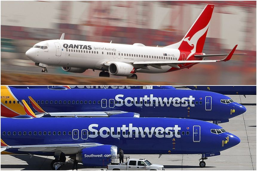 Qantas discovered cracks in a plane with about 26,700 cycles that was undergoing heavy maintenance, while Southwest found cracks in one with about 28,500 cycles.