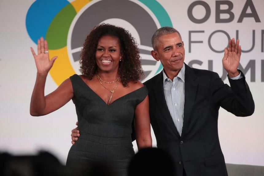 Michelle Obama: White people are 'still running' from minority communities