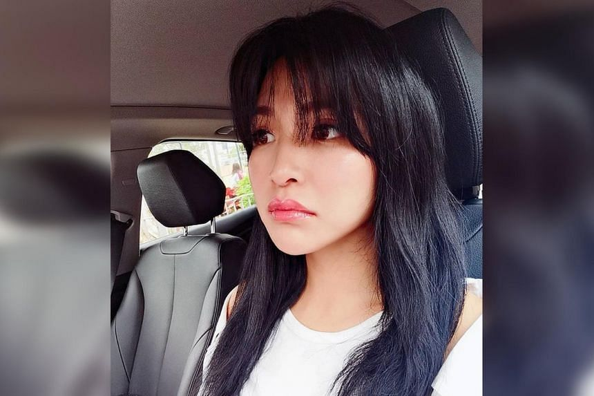 TVB actress Vicky Chan was arrested for drink driving on Oct 25, 2019.