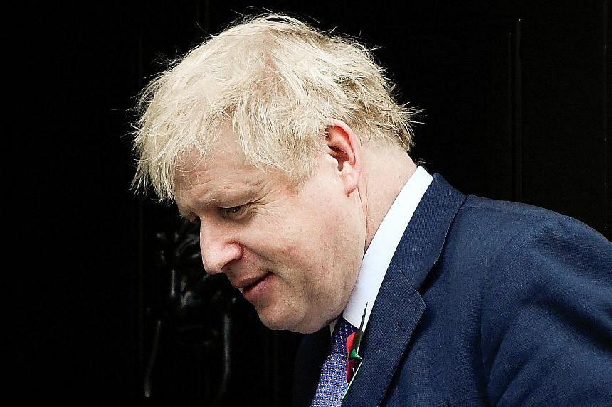 The major personalities in the pre-Christmas elections on Dec 12 are (from left) Prime Minister Boris Johnson of the Conservative Party; Leader of the Opposition and Labour Party chief Jeremy Corbyn; Liberal Democrats' leader Jo Swinson; Scottish Nat