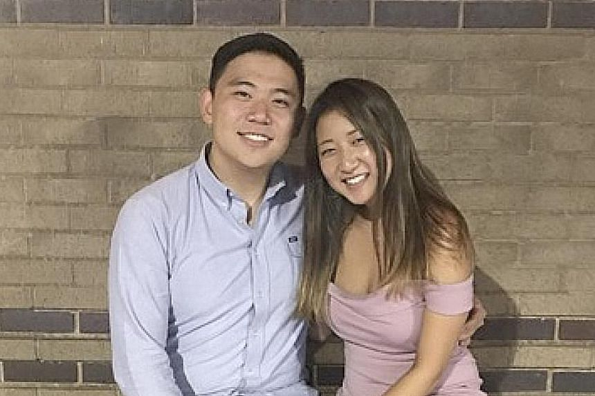 Inyoung You, 21, was indicted on Monday for involuntary manslaughter over the death of her boyfriend Alexander Urtula, 22. US prosecutors described her as an abusive woman who had full control over her boyfriend.