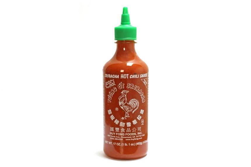 The Australian Border Force discovered the drugs hidden in 768 bottles of sriracha sauce in an air cargo consignment from the United States on Oct 15, 2019.