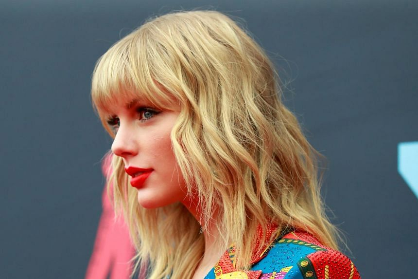 Taylor Swift Will Be Honoured As Artist Of The Decade At American Music Awards On Nov 24 Entertainment News Top Stories The Straits Times