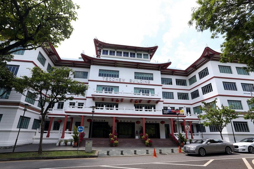 The Ngee Ann Kongsi had applied for a court order by way of originating summons for the Teochew Poit Ip Huay Kuan to yield possession of the 183.5 sq m office space it occupies in the Teochew Building at 97 Tank Road.