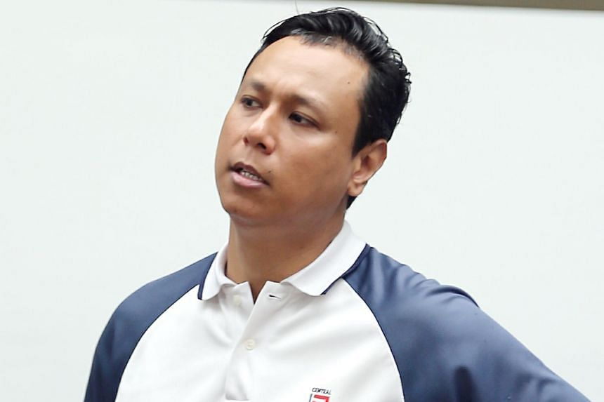 Former private hire car driver Muhammad Fuad Kamroden, 35, had pleaded guilty in July to one count each of causing grievous hurt to a lorry driver and causing hurt to an elderly cabby.