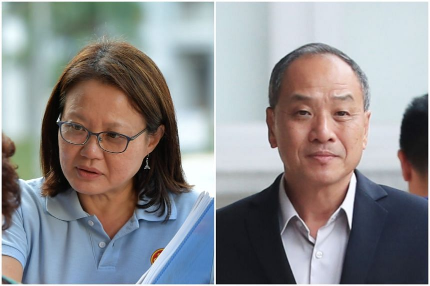 A motion will be introduced in Parliament on Nov 5, 2019, calling on Workers' Party MPs Sylvia Lim and Low Thia Khiang to recuse themselves from all financial matters at the Aljunied-Hougang Town Council.