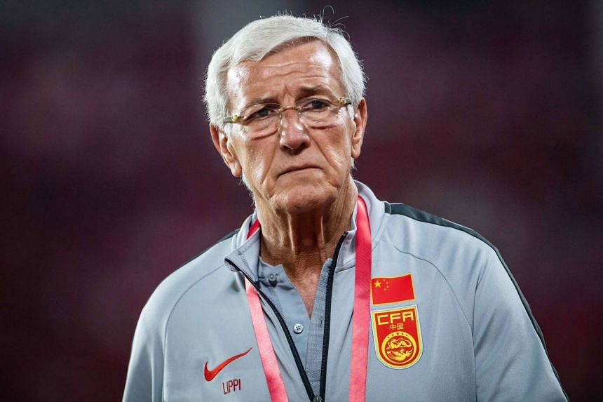 Former Juventus and Italy boss Marcello Lippi reportedly earns 180 million yuan (S$34.7 million) a year.