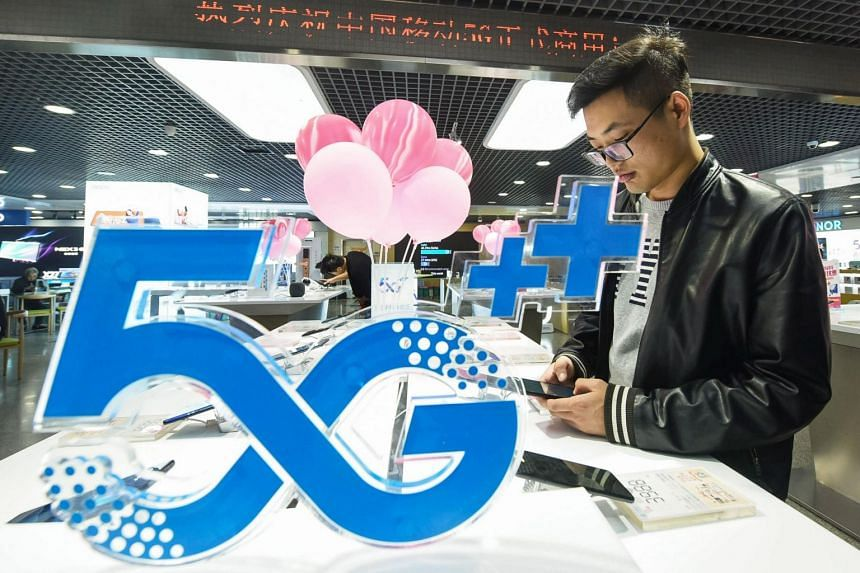China has launched its 5G network
